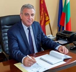 проф. дтн К. Динков, Ректор на УХТ